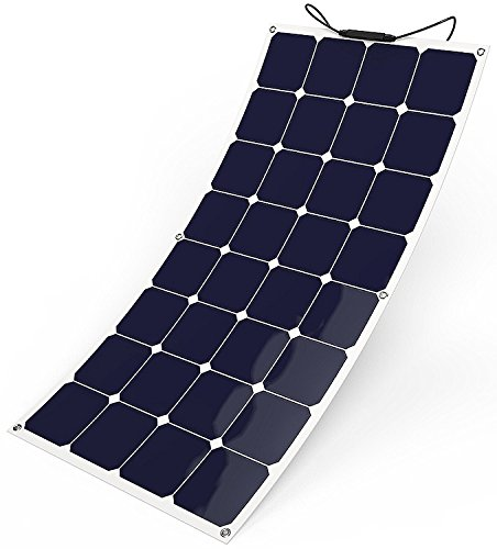 giaride 100w solarpanel 12v 18v solarmodul sunpower solarzelle flexibel photovoltaik. Black Bedroom Furniture Sets. Home Design Ideas