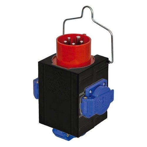 5-poliger 400 V Schwabe Adapterstecker Starkstrom Verteiler 16 A CEE-… as